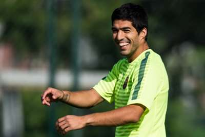 Suarez ready for El Clasico introduction