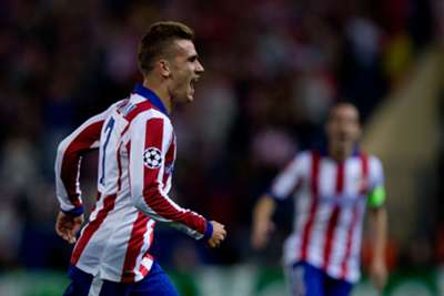 Simeone encouraged by Griezmann form