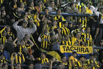 Venezuelan Primera Division Review: Deportivo Tachira beaten again