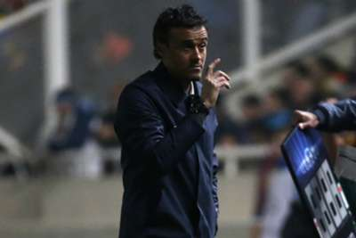 Luis Enrique ´never fed up´ of Messi magic