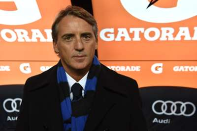 Mancini encouraged by Inter