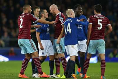 FA charges Everton and West Ham