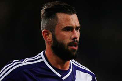 Defour withdrawal stalled Anderlecht