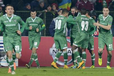 Dermendzhiev elated with Ludogorets display