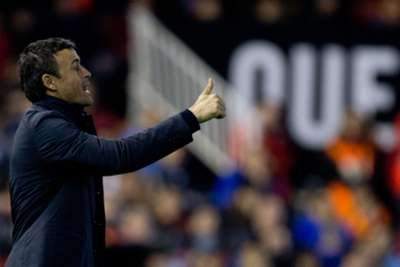 Luis Enrique defends rotation policy
