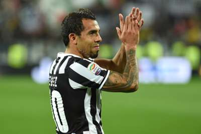 Tevez never considered Juve exit