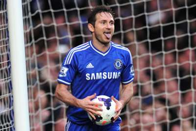 Lampard joins New York City