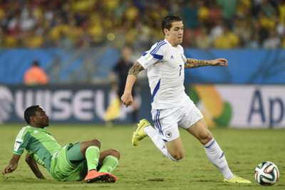 Besic poised to complete Everton move