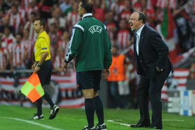 Benitez: Mistakes cost Napoli Champions League spot