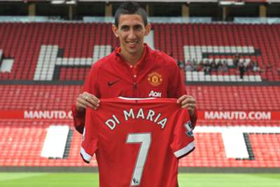 Ronaldo backs Di Maria to shine at United