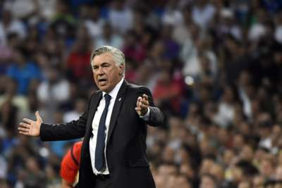 Real Sociedad v Real Madrid: Ancelotti´s men on the road after departures
