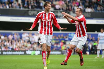 Stoke have held Crouch talks, says Hughes