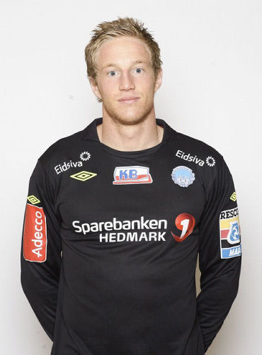 Tobias  Holmen Johansen