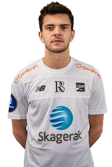 Fredrik Oldrup Jensen