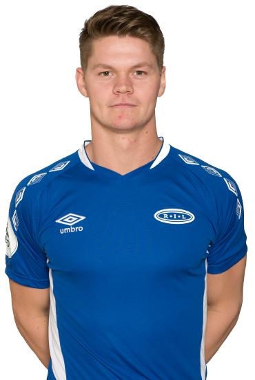 Christian Eggen Rismark