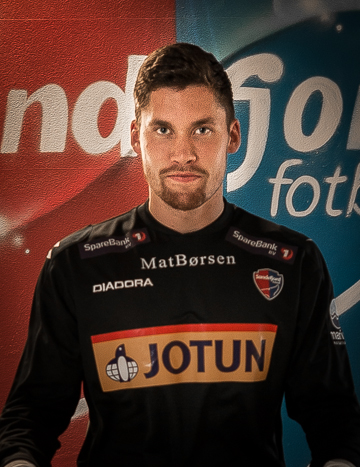 Marius Wennersteen Berntzen