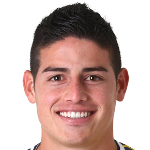 James David  Rodrguez Rubio
