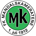 Mandalskameratene logo