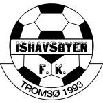 Ishavsbyen logo