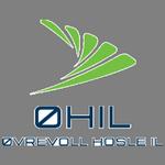 Øvrevoll Hosle logo