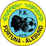 Fortuna lesund logo