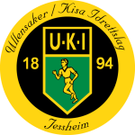 Ullensaker / Kisa logo
