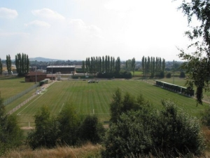 Owen Street Sports Ground, Coalville, Leicestershire