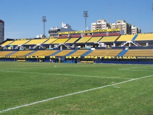 Estadio Don León Kolbovski
