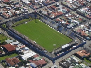 Estadio José Rafael Fello Meza, Cartago