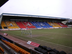McDiarmid Park, Perth
