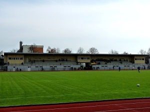 Mstsk Stadion, umperk