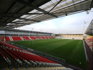 Leigh Sports Village Stadium, Leigh, Greater Manchester
