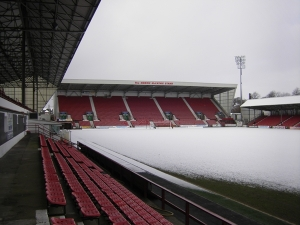 East End Park, Dunfermline