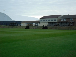 Blue Flames Ground (Northumberland FA)
