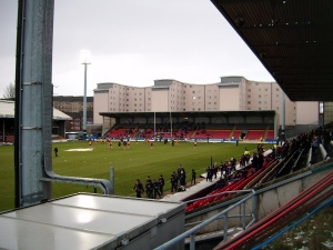 Firhill Stadium, Glasgow