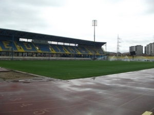 Stadionul Municipal Gaz Metan