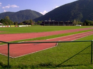 Stadion Na Brajdi, Tolmin