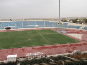 Prince Abdullah bin Jalawi Sports City Stadium, Al-Hasa