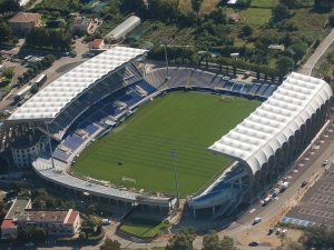 Stade Armand Csari, Furiani