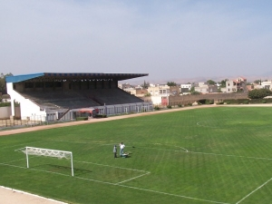 Stade Municipal, Bou Salem
