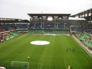 Stade de la Route de Lorient, Rennes