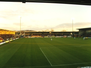 Pirelli Stadium, Burton upon Trent, Staffordshire