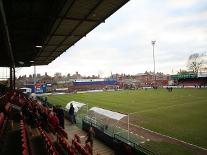 Bootham Crescent, York, North Yorkshire