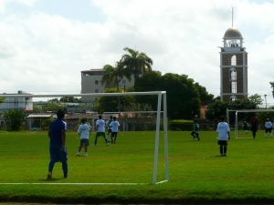 Estadio Los Olivos de Puerto Ordaz, Puerto Ordaz, Ciudad Guayana