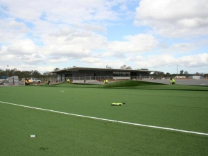 Blacktown Football Park, Sydney