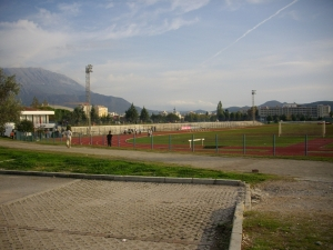 Stadion SRC Topolica