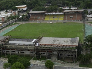 Estadio Polideportivo Misael Delgado