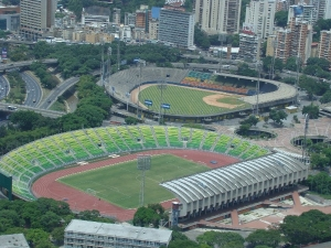 Estadio Olmpico de la UCV, Caracas