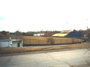 George Richardson Memorial Stadium, Kingston, Ontario