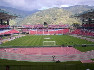 Estadio Olmpico Metropolitano de Mrida, Mrida